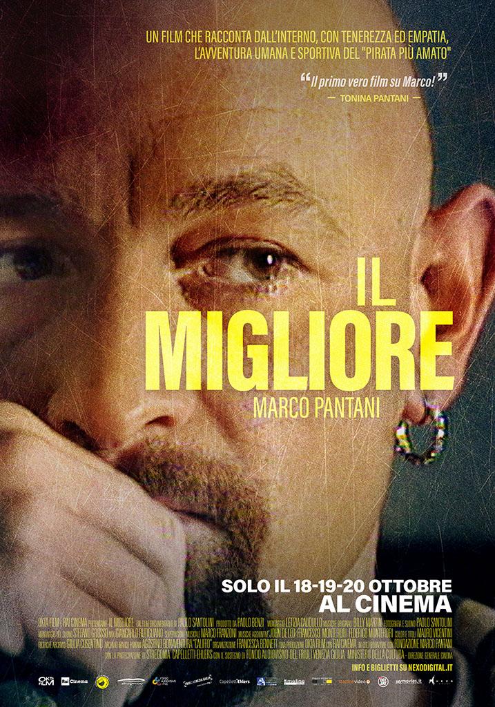 Il Migliore Marco Pantani OKTA FILM